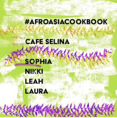 Afro-Asia cook book