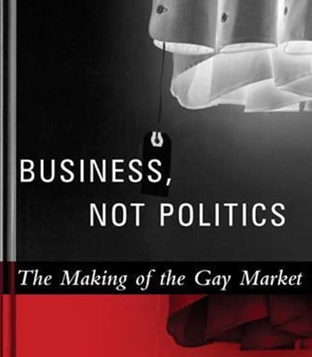Business, Not Politics book cover