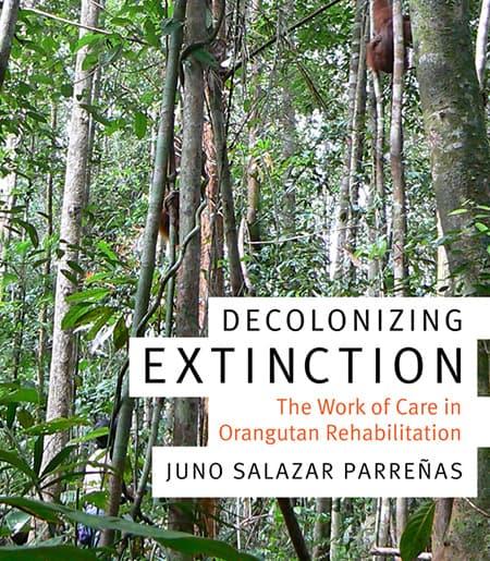 Decolonizing Extinction book cover