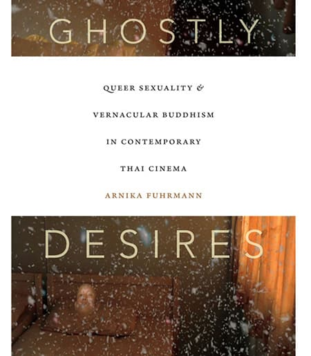 Ghostly Desires book cover