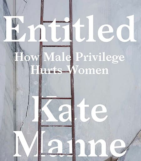 Entitled book cover