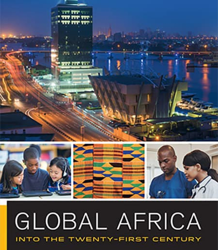 Global Africa book cover