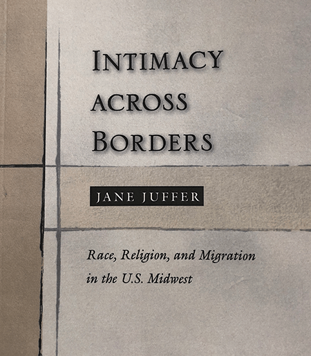 Intimacy Across Borders book cover