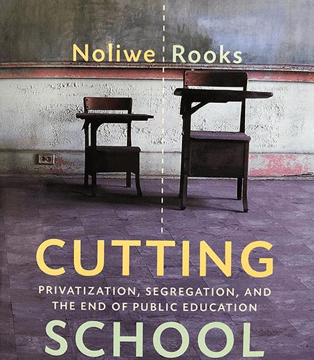 Cutting School Book Cover