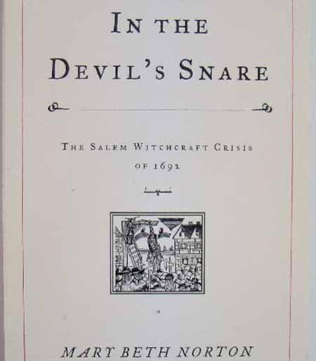 In The Devil's Snare book cover
