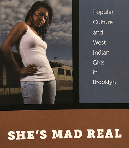 She's Mad Real book cover