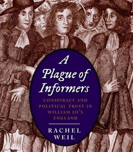 A Plague of Informers book cover